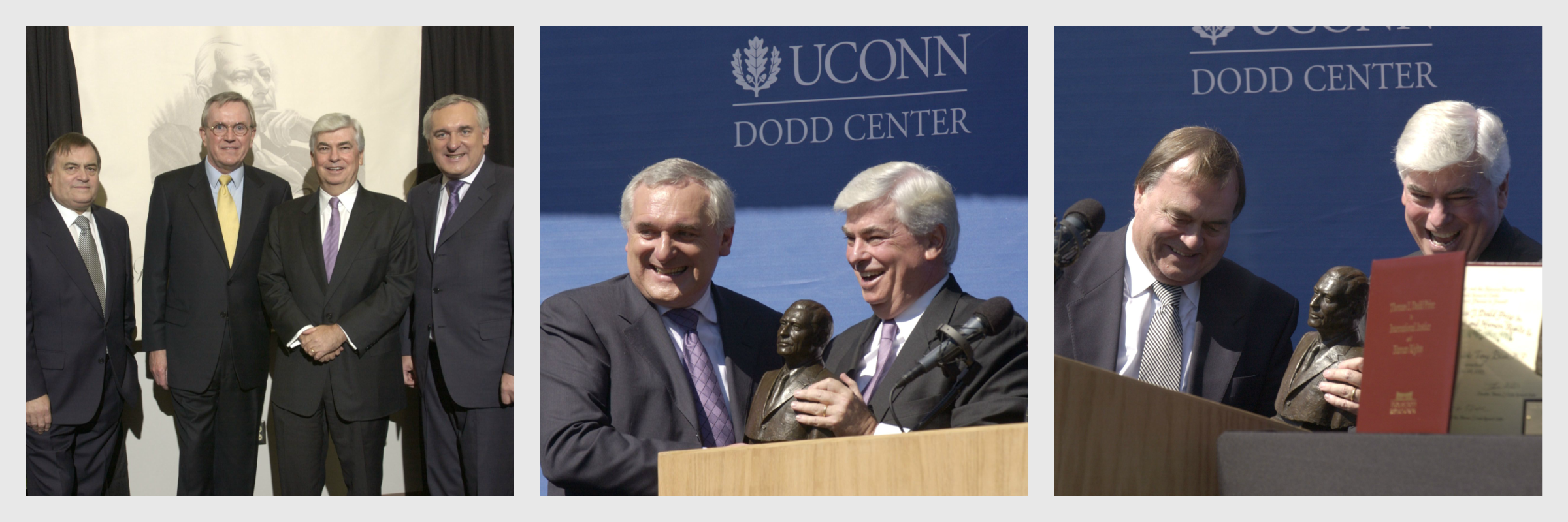 2003 Dodd Prize Ceremony Photo Collection