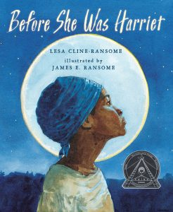 Before She Was Harriet Cover