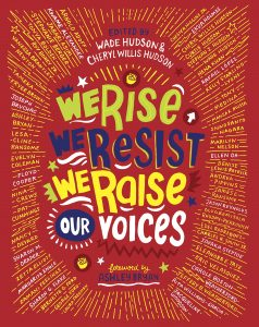 We Rise, We Resist, We Raise Our Voices Cover