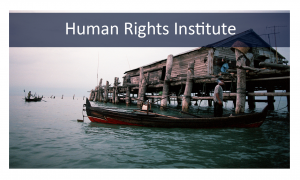 Human Rights Institute Photo of Fishing in Pacific