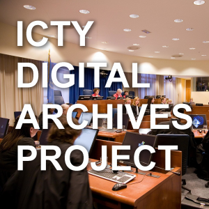 ICTY Digital Archives Project
